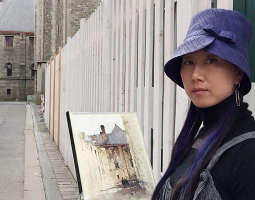 Lisa Wang title